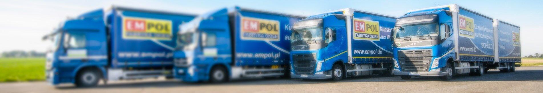 Transport okien Empol